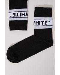 Off-White c/o Virgil Abloh - Industrial Socks - Lyst