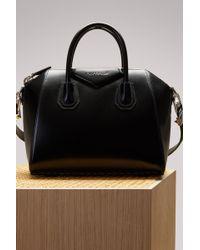Givenchy - Antigona Small Handbag - Lyst