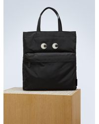 Anya Hindmarch - Eyes Nylon Tote Bag - Lyst