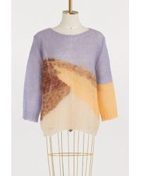 Forte Forte - Mohair Sweater - Lyst