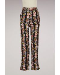 Equipment - Florence Trousers - Lyst