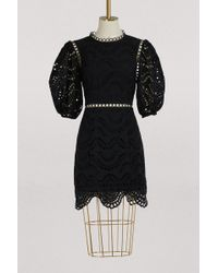 Zimmermann - Jaya Mini Dress - Lyst