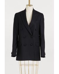 Officine Generale - Manon Wool Jacket - Lyst