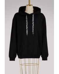 Proenza Schouler - Hooded Sweatshirt - Lyst
