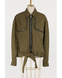 JW Anderson - Zipped Jacket - Lyst