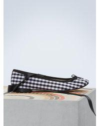 Repetto - Cendrillon Ad Ballet Court Shoes - Lyst