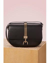 Lanvin - Chain Hobo Shoulder Bag - Lyst