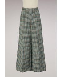 Isabel Marant - Trevi Cotton Pants - Lyst