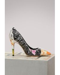 Jimmy Choo - X Off-white Anne 100 Court Shoes - Lyst