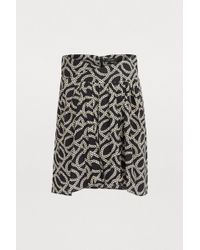 Isabel Marant - Hemen Silk Skirt - Lyst