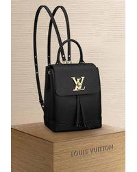 Louis Vuitton - Lockme Backpack Mini - Lyst