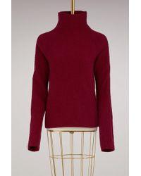 Haider Ackermann - Embroidered Wool Sweater - Lyst