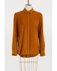 Roseanna - Gun Cotton Shirt - Lyst