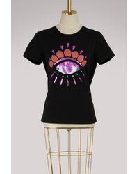 KENZO - Christmas Eye T-shirt - Lyst