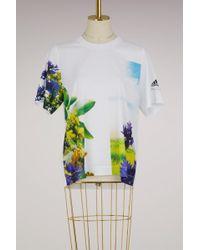 adidas By Stella McCartney - Tee Essentials Nature Print - Lyst