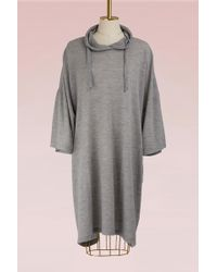 Maison Margiela | Wool Knitted Dress | Lyst