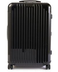Rimowa Koffer Essential Lite Check-In M - Schwarz