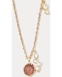 Medecine Douce - Quartz Small Necklace - Lyst