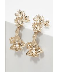 Valentino - Flower Earings - Lyst