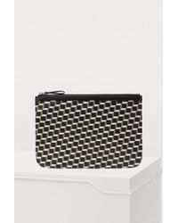 Pierre Hardy - Cube Canvas Pouch - Lyst