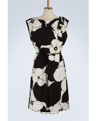 Marc Jacobs - Dress With Shoulder Bow - Lyst