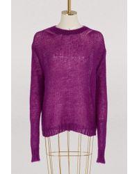 Forte Forte - Transparent Sweater - Lyst