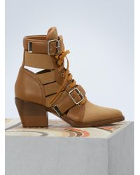 Chloé   Rylee Ankle Boots   Lyst