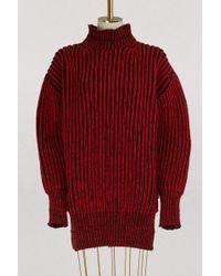 Balenciaga - Oversized Knit - Lyst