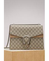 Gucci | Dionysus Gg Supreme Shoulder Bag | Lyst