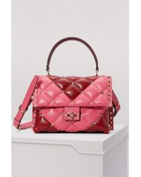 Valentino - Candy Studs Shoulder Bag - Lyst