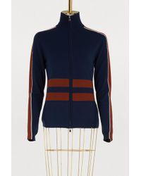 Loro Piana - Zipped Sweatshirt - Lyst