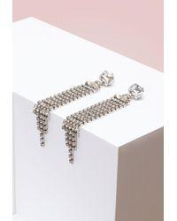 Isabel Marant | Strass Earrings | Lyst