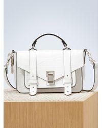 Proenza Schouler | Ps1+ Tiny Handbag | Lyst