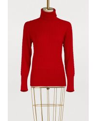 Thom Browne - Wool Turtle Neck Sweater - Lyst