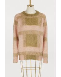 Roberto Collina - Long Alpaca Sweater - Lyst
