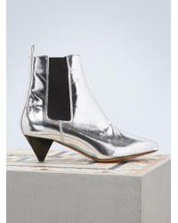 Isabel Marant - Dawell Boots - Lyst