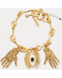 Chloé - Eye Bracelet - Lyst