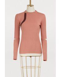 Nina Ricci - Long-sleeved Pullover - Lyst