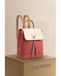 Louis Vuitton - Lockme Backpack - Lyst