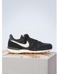 Nike - Internationalist Trainers - Lyst