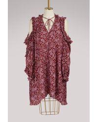 Magda Butrym - Zagreb Short Dress - Lyst