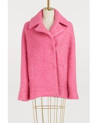 Roseanna - Duncan Virgin Wool And Mohair Coat - Lyst