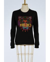 KENZO - Christmas Tiger Sweatshirt - Lyst