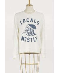 Sol Angeles - Locals Mostly Sweatshirt - Lyst