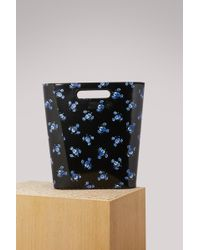 KENZO | Leather May Flowers Hand Bag | Lyst