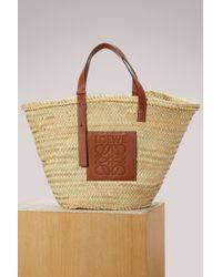Loewe | Basket Large Bag | Lyst