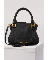 Chloé - Marcie Handbag - Lyst