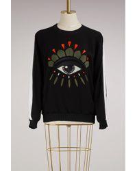 KENZO - Jumper Eye Embroidery - Lyst