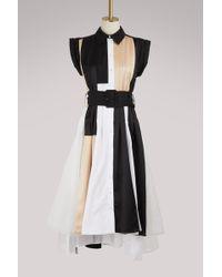 KOCH - Pleated Dress - Lyst