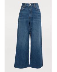 Rag & Bone - Ruth Jeans - Lyst